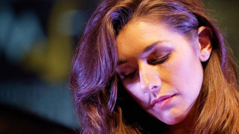 Thana ALexa 爵士音樂人物肖像攝影 Stefano Barni