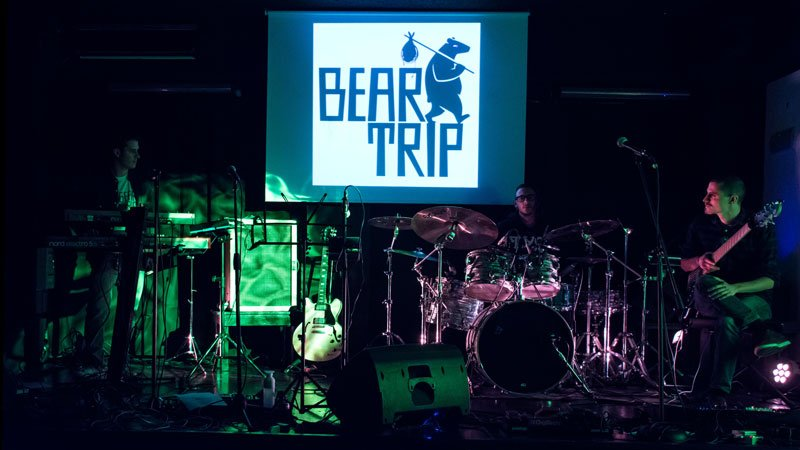 Bear Trip Jazzespresso jazz magazine Ivano Rossato interview