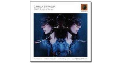 Camilla Battaglia EMIT RotatoR TeneT Dodicilune Jazzespresso 爵士雜誌