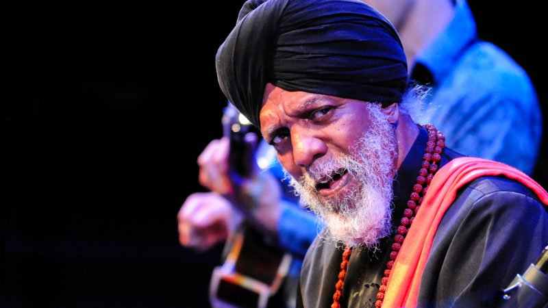 Dr. Lonnie Smith Portrait Garland Hancock Jazzespresso