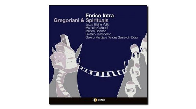 Enrico Intra Gregoriani & Spirituals AlfaMusic Jazzespresso 爵士雜誌
