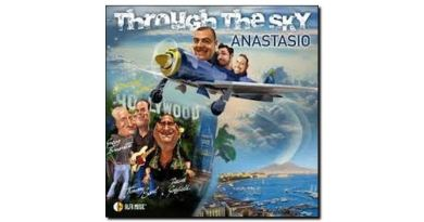Enzo Anastasio Through The Sky AlfaMusic 2018 Jazzespresso 爵士雜誌