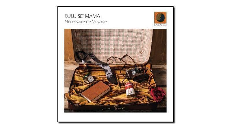 Kulu Se Mama Necessaire de Voyage Dodicilune Jazzespresso 爵士杂志
