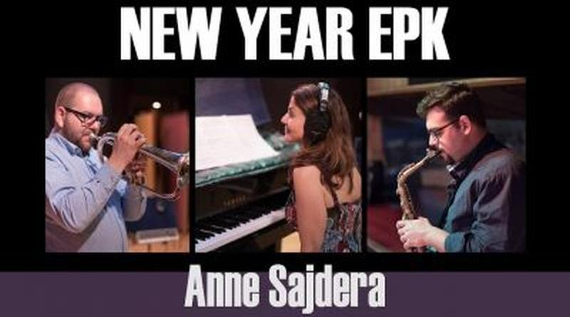 Anne Sajdera New Year YouTube Video Jazzespresso Jazz Magazine