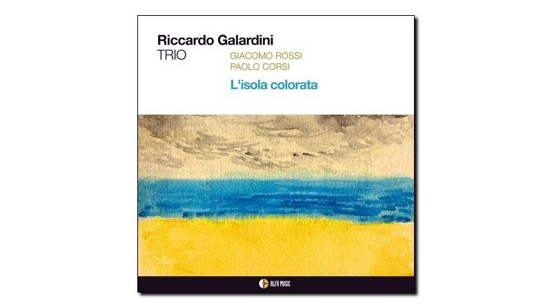 Riccardo Galardini Trio Isola Colorata AlfaMusic Jazzespresso Revista
