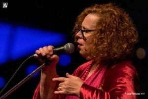 Sarah Jane Morris Blue Note Live Reportage Luca Vantusso Jazzespresso