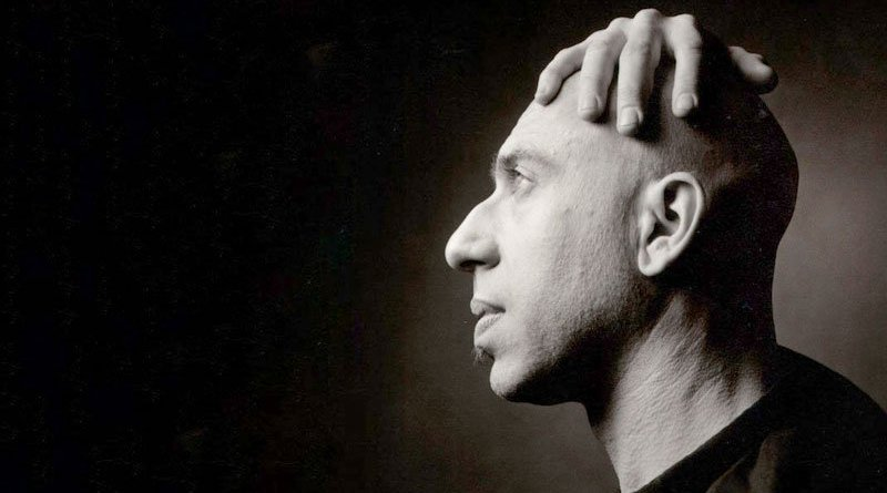Elliott Sharp © Andreas Sterzing SM