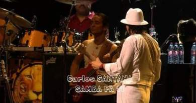 Santana Europa Samba Pa Ti YouTube Video Jazzespresso 爵士雜誌