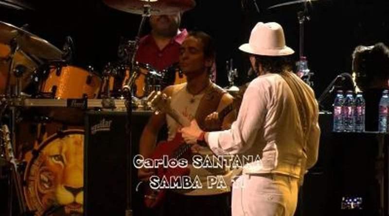Santana Europa Samba Pa Ti YouTube Video Jazzespresso Magazine