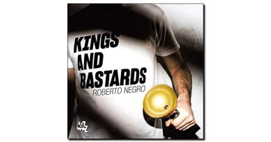 Roberto Negro Kings & Bastards CAM 2018 Jazzespresso 爵士雜誌