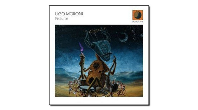 Ugo Moroni Pinturas Dodicilune 2018 Jazzespresso Revista
