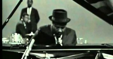 Thelonious Monk Don't Blame Me YouTube Video Jazzespresso 爵士杂志