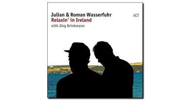Julian & Roman Wasserfuhr Rerlaxin' in Ireland Jazzespresso Magazine