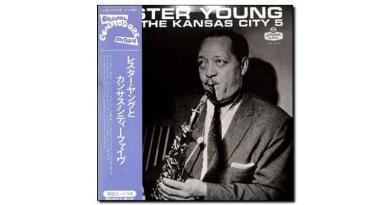 Lester Young Kansas City Five Jazzespresso 爵士杂志