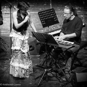 Cinzia Tedesco Reportaje Jazzespresso