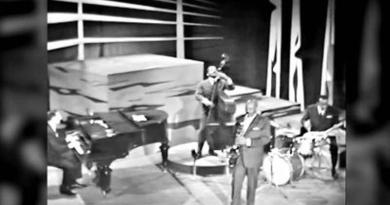 Coleman Hawkins Live YouTube Video Jazzespresso Revista Jazz