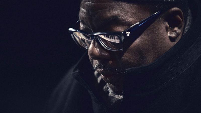 Mamo Del Pero 爵士音樂人物肖像攝影 Cyrus Chestnut