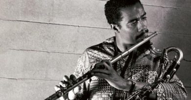 Eric Dolphy: It's All Out There Now Jazzespresso Revista Jazz