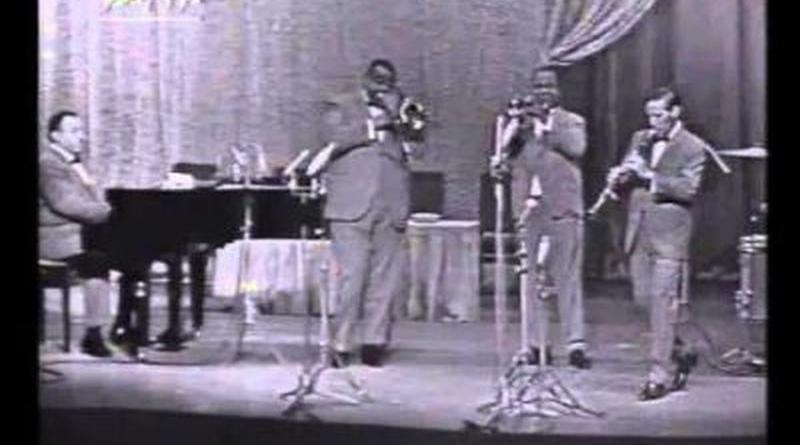 Louis Armstrong Live Berlin 1965 YouTube Video Jazzespresso 爵士雜誌
