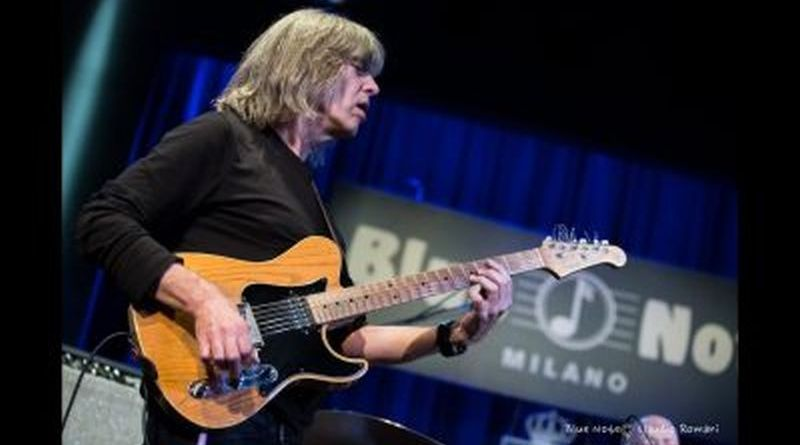 Mike Stern Band Kate Blue Note YouTube Video Jazzespresso 爵士杂志