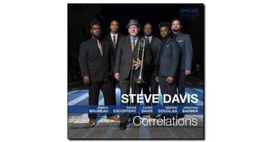 Steve Davis Correlations Smoke Sessions 2019 Jazzespresso 爵士杂志