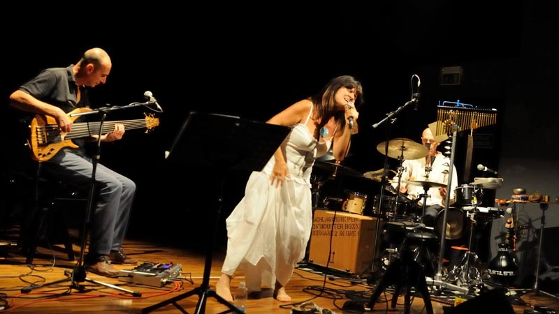 Aldo Mella Youlook Trio Jazzespresso Ivano Rossato interview
