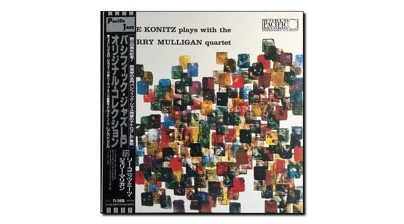 Lee Konitz Gerry Mulligan Quartet World Pacific Jazzespresso Revista
