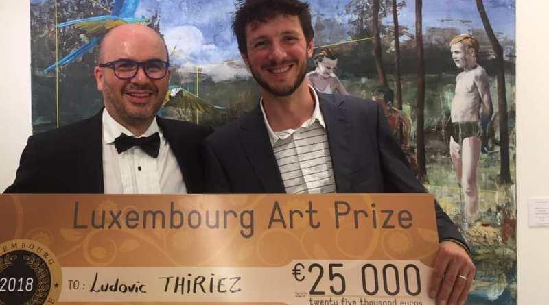 Luxembourg Art Prize Jazzespresso Jazz Magazine
