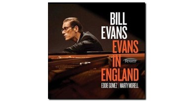 Bill Evans Evans in England Resonance 2019 Jazzespresso Magazine