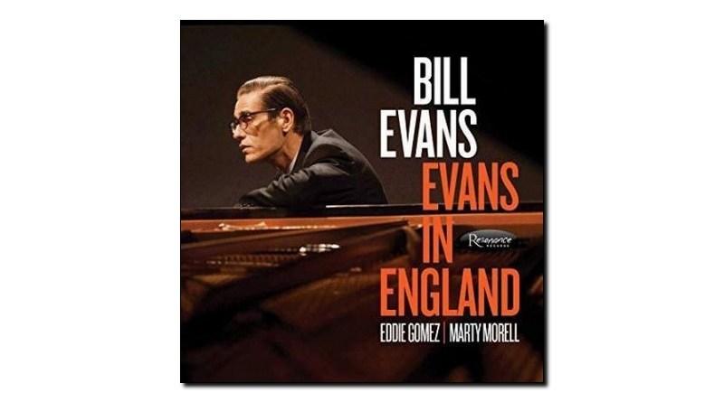 Bill Evans Evans in England Resonance 2019 Jazzespresso Magazine