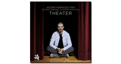 Jacopo Ferrazza Trio Theater CAM jazz 2019 Jazzespresso Magazine