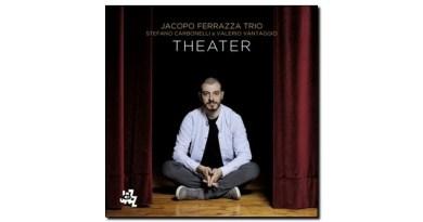 Jacopo Ferrazza Trio Theater CAM jazz 2019 Jazzespresso Revista