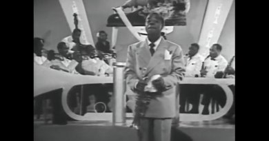 Louis Armstrong Nicodemus Shine 1940s YouTube Video Jazzespresso Revista