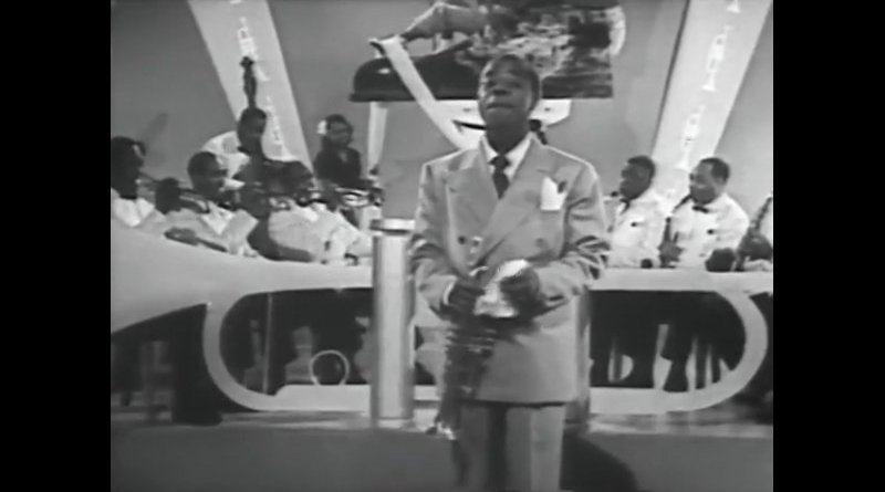 Louis Armstrong Nicodemus Shine 1940s YouTube Video Jazzespresso Revista