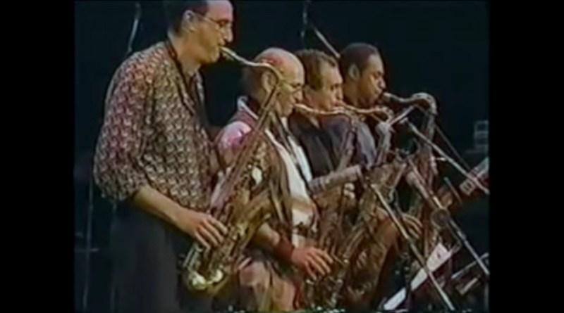 Brecker Liebman Garzone Redman Impressions Live Newport Jazzepresso Revista Jazz