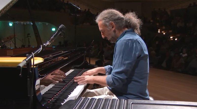 Stefano Bollani Napoli Trip Live Elbphilharmonie Jazzepresso 爵士雜誌