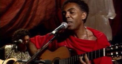 Gilberto Gil Live MTV Unplugged 1994 YouTube Video Jazzespresso Revista