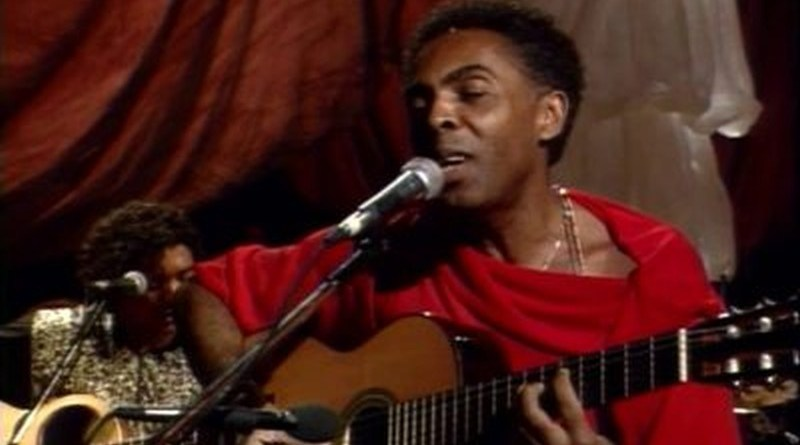 Gilberto Gil Live MTV Unplugged 1994 YouTube Video Jazzespresso Mag