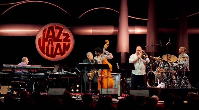 Mamo Delpero Jazz à Juan 2018 Jazzespresso Reportage