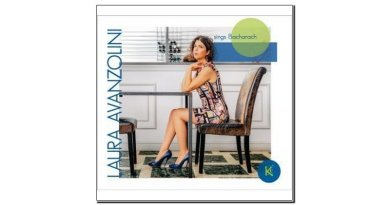 Laura Avanzolini Sings Bacharach Dodicilune 2019 Jazzespresso 爵士杂志