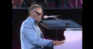 Ray Charles Full Concert 1981 YouTube Video Jazzespresso 爵士杂志