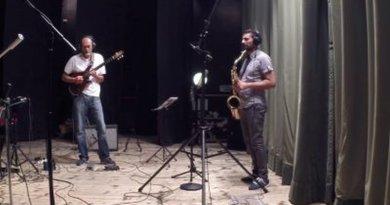 Peppe Santangelo Nu Quartet Wayne YouTube Video Jazzespresso Mag