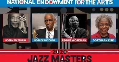 NEA 2020 Jazz Masters Jazz Espresso