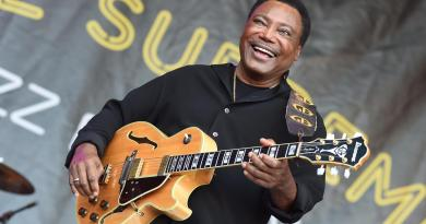 George Benson's New Album Jazzespresso Jazz Magazine