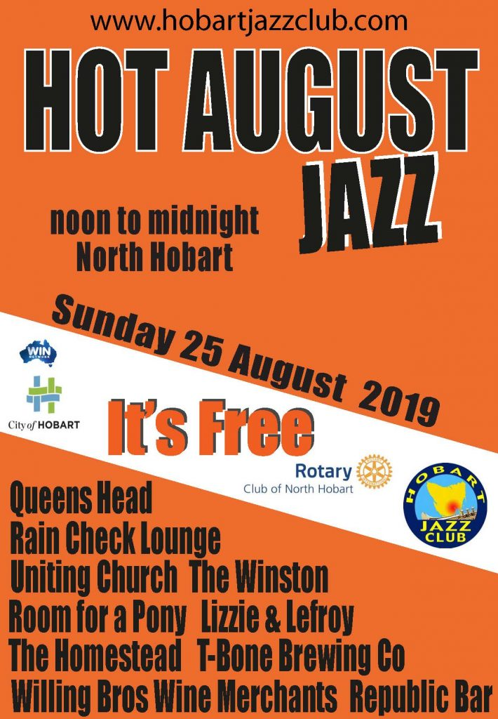 Hot August Jazz & Cold August Blues Jazzespresso Jazz Magazine