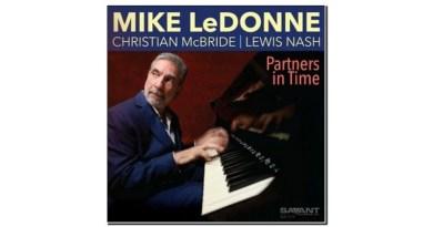 Mike LeDonne Partners In Time Savant 2019 Jazzespresso Revista Jazz