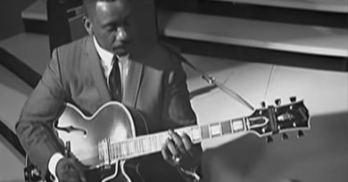 Wes Montgomery Here's That Rainy Day YouTube Video Jazzespresso 爵士杂志