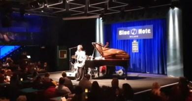 Johnny O' Neal Trio Blue Note Milano YouTube Video Jazzespresso 爵士雜誌