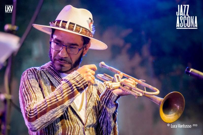 Luca Vantusso 爵士音乐人物肖像摄影 Ashlin Parker Jazzespresso