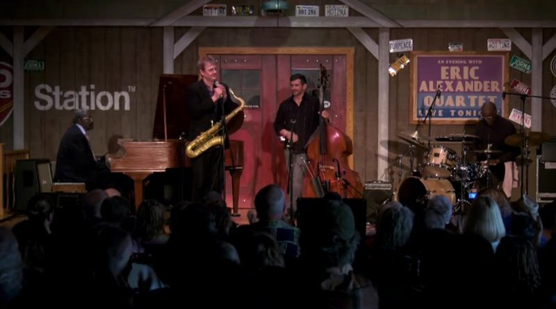 Eric Alexander Quartet Live Fur Peace Ranch 2019 YouTube Video Jazzespresso Magazine